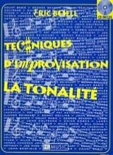 Eric Boell - Técnicas de improvisación 1 - Tono - Partitura - di-arezzo.es