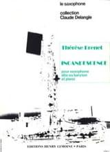 Thérèse Brenet - Incandescence - Partition - di-arezzo.fr
