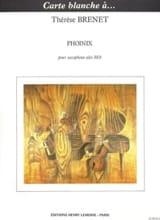 Thérèse Brenet - Phoinix - Partition - di-arezzo.fr