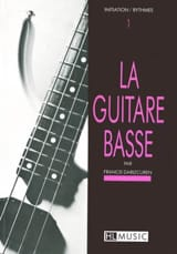 Francis Darizcuren - The Bass Guitar Volume 1 - Sheet Music - di-arezzo.com