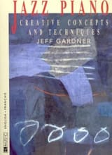 Jeff Gardner - Jazz Piano - Sheet Music - di-arezzo.com