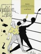 Ragtime Alain Huteau Partition laflutedepan.com