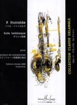 Pedro Iturralde - Hellenic Suite - Sheet Music - di-arezzo.com