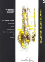 Vladimir Ivanov - Six Russian coins Volume 2 - Sheet Music - di-arezzo.co.uk