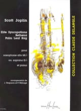 Scott Joplin - Elite syncopations, Bethena, Palm leaf rag - Partition - di-arezzo.fr