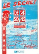 Le Secrets Des Accords A 4 Sons A la Guitare laflutedepan.com