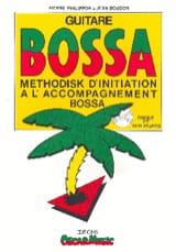 Guitare Bossa - Méthodisk d'initiation à l'accompagnement Bossa laflutedepan.com