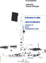 Etienne Rolin - Aphorismes II A A I Volume 2 - Partition - di-arezzo.fr