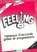 Feeling Volume 1 Derek Sébastian Partition Guitare - laflutedepan