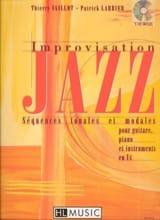 Improvisation jazz - Séquences tonales et modales laflutedepan.com