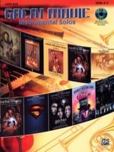 Great movie instrumental solos Partition laflutedepan.com