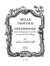André Ameller - Belle Province - Scherbrooke - Partition - di-arezzo.fr