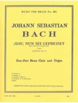 BACH - Jesu, Nun Sei Gepreiset - Sheet Music - di-arezzo.com