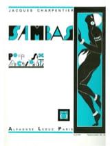 Sambas N° 8 Jacques Charpentier Partition laflutedepan.com