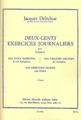 Jacques Delécluse - 200 Daily Exercises Volume 3 - Sheet Music - di-arezzo.com