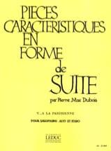 Pièces Caractéristiques Volume 5 - A la Parisienne laflutedepan.com