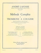 André Lafosse - Slide Posaune Method Volume 3 - Noten - di-arezzo.de
