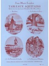 Tableaux Aquitains - le Traverseur de Landes - Volume 3 laflutedepan.com