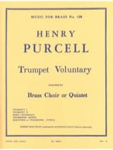 Trumpet Voluntary Henry Purcell Partition laflutedepan.com