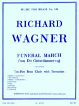 Richard Wagner - Funeral March Die Götterdämmerung - Sheet Music - di-arezzo.co.uk
