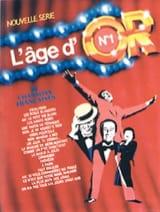 L'age d'or volume 1 Partition Chansons françaises - laflutedepan.com