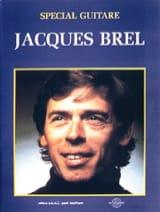 Spécial Guitare Tablatures - 24 Succès Jacques Brel laflutedepan.com