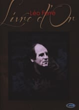 Léo Ferré - Golden Book - 15 Achievements - Sheet Music - di-arezzo.com