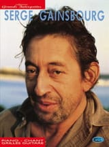 Serge Gainsbourg - Collection Grands Interprètes - Partition - di-arezzo.fr