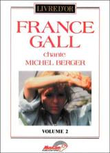 Livre d'Or Volume 2 - France Gall chante Michel Berger laflutedepan