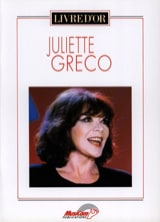 Livre d'or - 17 Succès Juliette Greco Partition laflutedepan.com