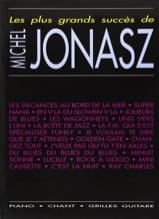 Michel Jonasz - The greatest hits - 19 achievements - Sheet Music - di-arezzo.com