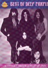 Best Of Deep Purple Purple Deep Partition Pop / Rock - laflutedepan