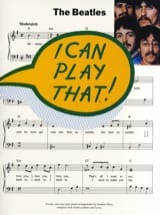 I Can Play That Volume 1 BEATLES Partition laflutedepan.com