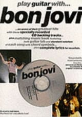 Play guitar with Bon Jovi Jovi Jon Bon Partition laflutedepan.com