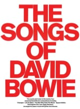 David Bowie - The Songs Of David Bowie - Partition - di-arezzo.fr