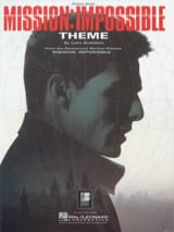 Lalo Schifrin - Mission Impossible Theme - Sheet Music - di-arezzo.co.uk
