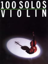 100 Solos Violin - Partition - Violon - laflutedepan.com