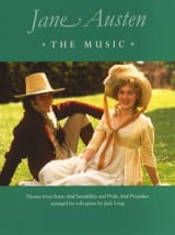 Jane Austen The Music Partition Musiques de films - laflutedepan.com