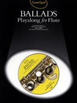 Guest Spot - Ballads Playalong For Flute Partition laflutedepan.com