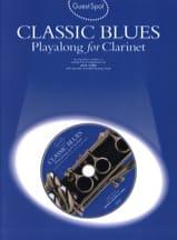 Guest Spot - Classic Blues Playalong For Clarinet laflutedepan.com