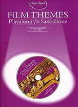 Guest Spot - Film Themes Playalong For Saxophone - laflutedepan.com