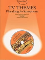 Guest Spot - TV Themes Playalong For Alto Saxophone laflutedepan.com