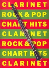 Clarinet Rock & Pop chart hits Partition laflutedepan.com