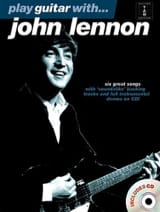 John Lennon - Play Guitar With... John Lennon - Partition - di-arezzo.fr