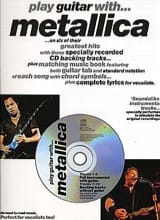 Play Guitar With... Metallica - Metallica - laflutedepan.com
