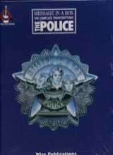 The Police - Message in a box - Coffret 4 volumes - Partition - di-arezzo.fr