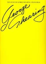 The Genius Of George Shering Piano Solos George Shearing laflutedepan
