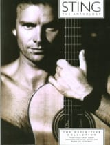 Sting - The Anthology - Sheet Music - di-arezzo.com