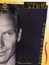 Sting - Fields Of Gold Best Of - Partition - di-arezzo.fr