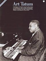 Art Tatum - Jazz Masters - Partition - di-arezzo.fr